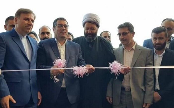 طرح  توسعه مجتمع صنایع   سلولزی  در فومن  با حضور وزیر صنعت افتتاح شد