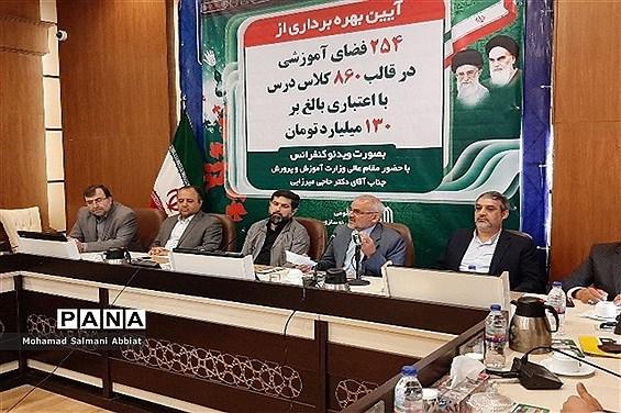 نشست شورای آموزش و پروش خوزستان  با حضور وزیرآموزش و پرورش در اهواز