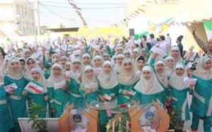 جشن عاطفه ها در مدارس شهرستان دشتستان برگزار شد