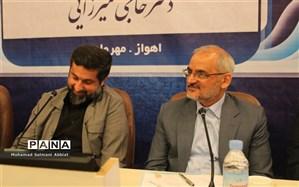 حاجی میرزایی: دولت تصمیم گرفته ظرف 2 ماه آینده وضع نیروی انسانی آموزش و پرورش  را تعیین تکلیف کند