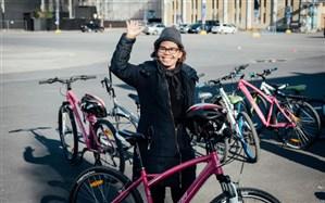 دوچرخه رکن اساسی رفت و آمد در فنلاند