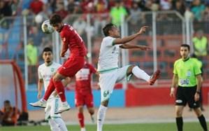 لیگ برتر ایران؛ نساجی به یک امتیاز راضی شد