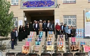 کاروان موکب شهدای آموزش و پرورش آذربایجان شرقی به مراسم حماسه اربعین اعزام شد
