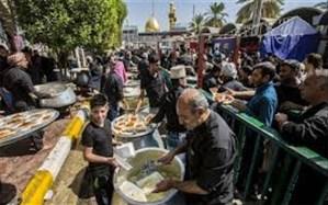 نخستین محموله موکب مسجد رجایی شهر کرج  به کشور عراق اعزام شد