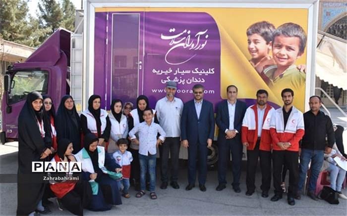 اردوی جهادی سلامت در پاکدشت برگزار شد