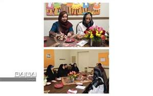 بازدید نماینده جدید یونیسف از مدرسه استثنایی شهید بهشتی