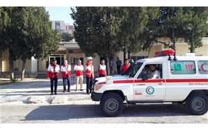 اعزام تیم های امداد و نجات زنجان به عراق و مرز مهران
