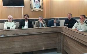 تضمین آرامش و امنیت خانواده ها در سایه حضور نیروی انتظامی است