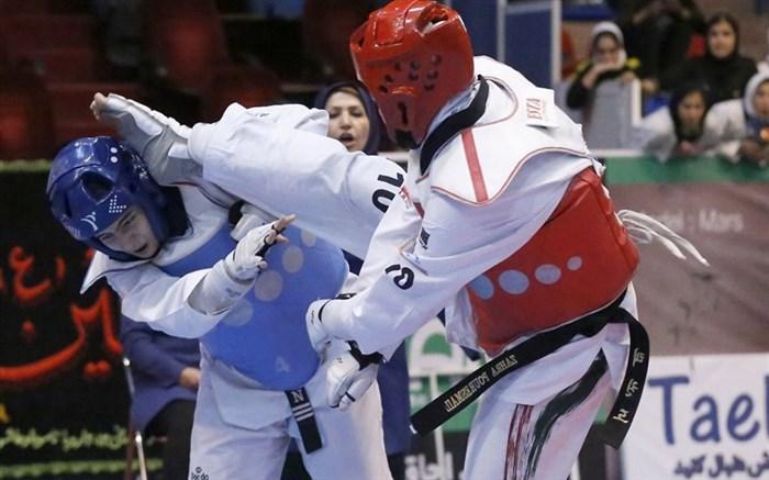 حضور بانوان اردبیلی در میادین ورزشی