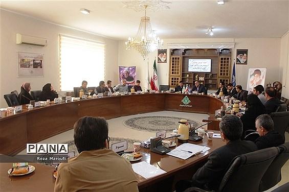 جلسه آموزشی توجیهی کارشناسان سازمان دانشآموزی آذربایجان غربی در ارومیه