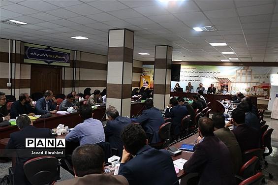 کارگاههای توانمندسازی ادارات داخلی حوزه پرورشی و فرهنگی آموزش و پرورش خراسان رضوی در مشهد