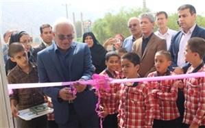 مدرسه خیرساز در روستای شاهیجان  شهرستان دشتستان افتتاح شد
