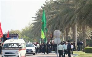 اعلام محدودیتهای ترافیکی ایام اربعین حسینی در خوزستان