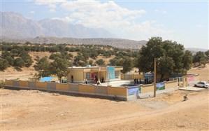 افتتاح و بهره برداری از هشتمین مدرسه بنیاد علوی روستای گل چهر آباد شهرستان دنا