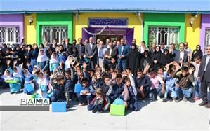 2 مدرسه خیر ساز در خراسان شمالی افتتاح شد