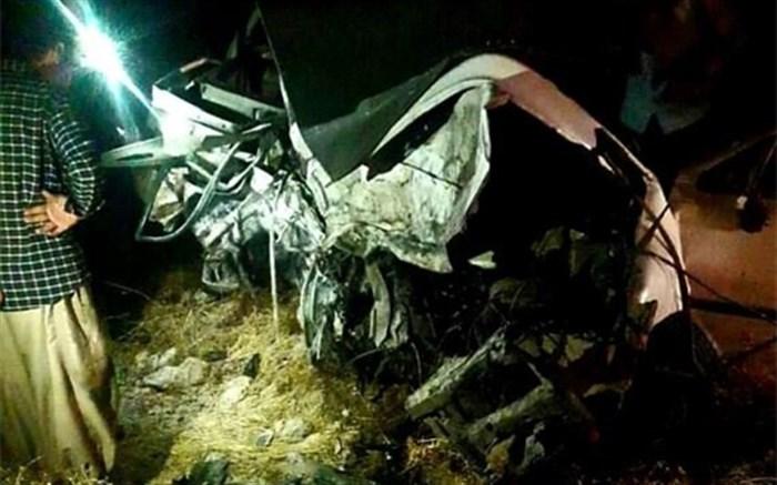 ۳ کشته و ۶ مصدوم طی دو تصادف جاده ای در کهگیلویه و بویراحمد +عکس