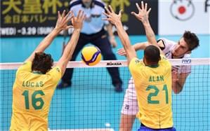 باخت شیرین در جام جهانی؛ جوانها والیبال ایران را امیدوار کردند