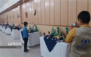برگزاری نمایشگاه آثارهنری سالمندان در کاشمر