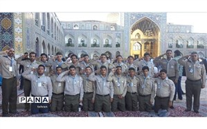 کسب رتبه اول فریادهای شادی دانشآموزان تهرانی در نهمین اردوی ملی