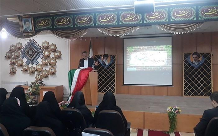 آغاز سال تحصیلی دانشگاه فرهنگیان استان گیلان با ورود 769 دانشجوی جدید