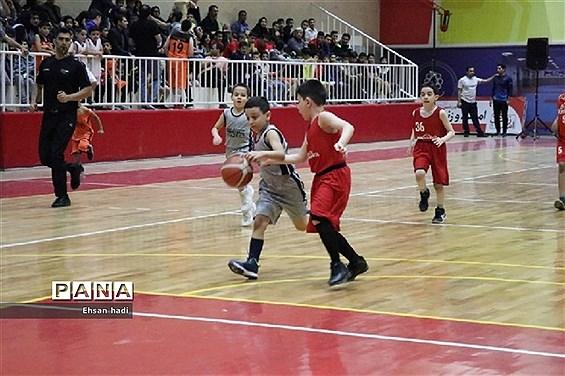 چهارمین دوره مسابقات  لیگ میکرو بسکتبال شهرداری مشهد