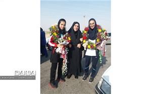 دانش آموز نوجوان( موی تای کار)  امیدیه با کسب مدال برنز  جهانی شد