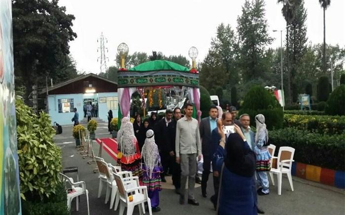 گردهمایی روسای ادارات قرآن آموزش و پرورش در رامسر