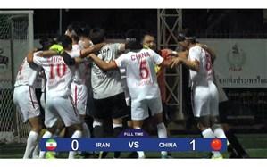 نایب قهرمانی تیم ملی فوتبال ۵ نفره نابینایان در مسابقات قهرمانی آسیا/کسب سهمیه پارالمپیک ۲۰۲۰ توکیو