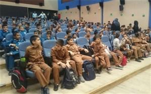 آغاز مراسم روز جهانی کودک در پردیس سینمایی راگا
