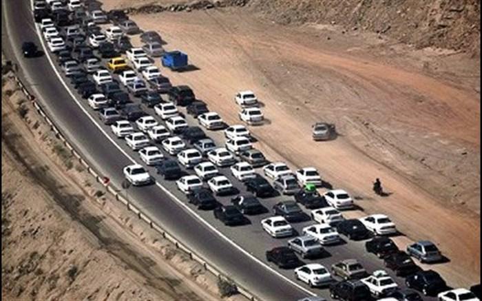 ترافیک - اربعین - جاده