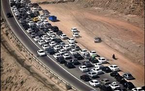 آخرین وضع ترافیکی محورهای مرزی غرب کشور