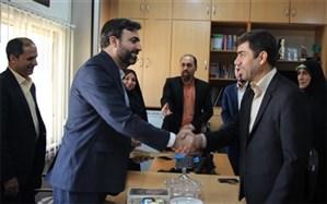 رئیس اداره مراقبت در برابر آسیب های اجتماعی اداره کل آموزش و پرورش شهرستانهای استان تهران  منصوب شد