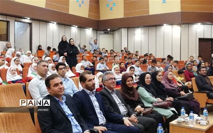نمایشگاه هفته ملی کودک در گلستان