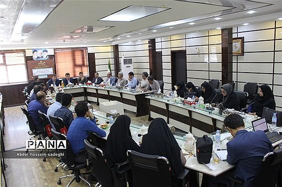 کارگاه آموزشی برنامه تدبیر آموزش و پرورش استان بوشهر