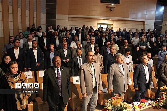 نشست هماندیشی تجار و بازرگانان اسلامشهر با اتاق بازرگانی ایران و آفریقا