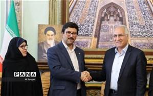 تفاهم نامه شهر دوستدار سالمند با صندوق جمعیت سازمان ملل متحد در اصفهان امضا شد