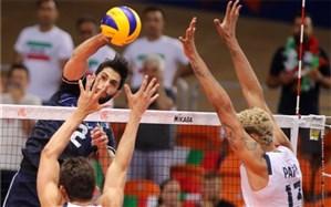 هدیه ایران به یانکیها در جام جهانی والیبال؛ آمریکا به قهرمانی امیدوار ماند