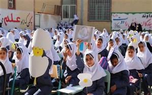 مراسم روز جهانی تخم مرغ در مدارس آذربایجان شرقی برگزار شد