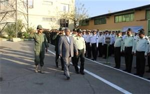 فرمانداراسلامشهر:سبزپوشان بی ادعای نیروی انتظامی خنثی کننده توطئه های دشمنان درداخل و خارج کشور هستند