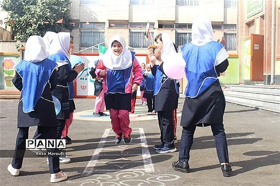 افتتاح مدرسه پویا در ارومیه