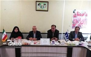 دوره آموزشی کارشناسان جدید الانتصاب سواد آموزی شهرستانهای اصفهان برگزار شد