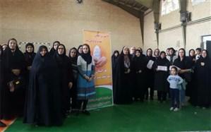برگزاری مراسم روز جهانی تخم مرغ در اسلامشهر