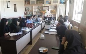جلسه کمیته کیفیت بخشی هفته بهداشت روان در جلگه رخ برگزار شد