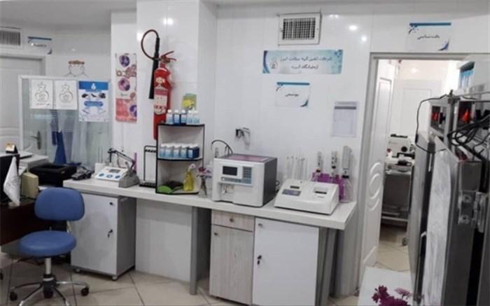 افتتاح آزمایشگاه دامپزشکی