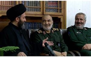 امام جمعه اردبیل در دیدار فرمانده سپاه: ایران به کانون اصلی قدرت در منطقه تبدیل شده است