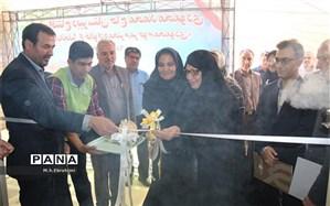 دبیرستان 12 کلاسه حاج«محمد محمودی» در اراک به بهره برداری رسید