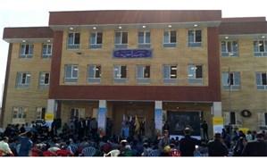 با حضور وزیر آموزش و پرورش: مدرسه 6 کلاسه شهر معمولان به بهرهبرداری رسید
