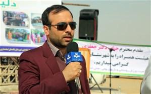 پیام تبریک  رئیس هییت ورزش روستایی و بازیهای بومی محلی استان بوشهربه مناسبت روز روستا و عشایر
