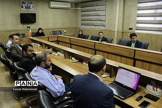 برگزاری جلسه شورای پشتیبانی نهضت سوادآموزی در چهاردانگه
