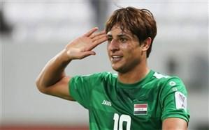 انتخابی جام جهانی؛ عراق طعم صدرنشینی را چشید